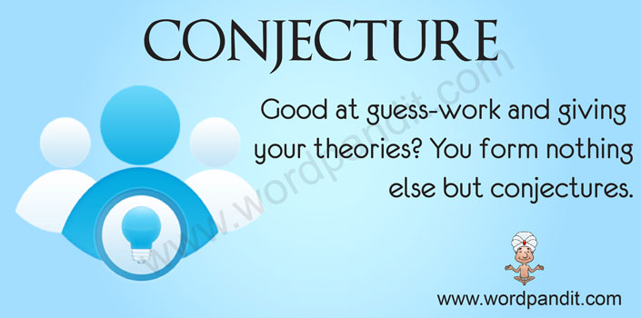 picture for conjecture