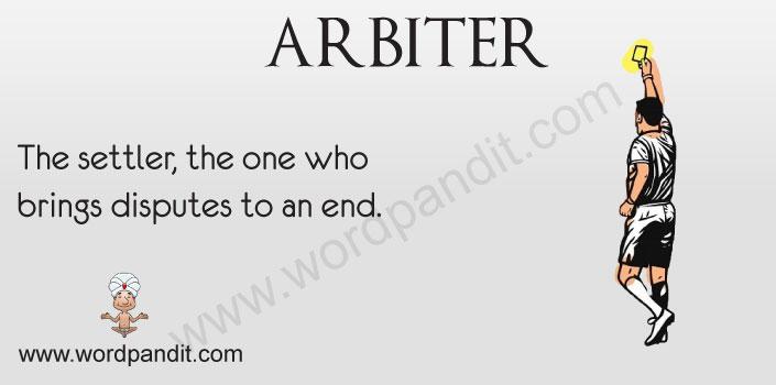 Picture for Arbiter