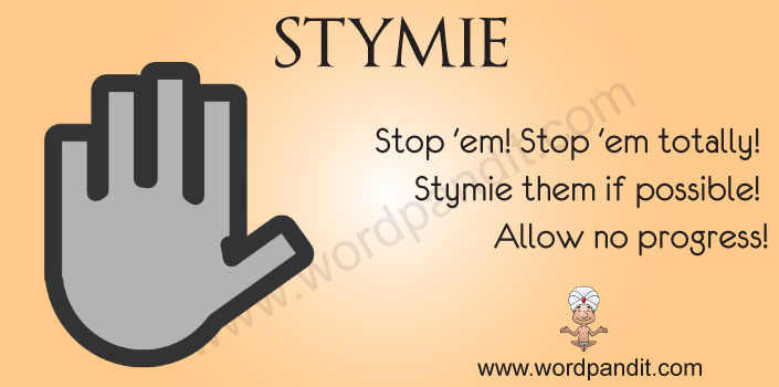 Picture for Stymie