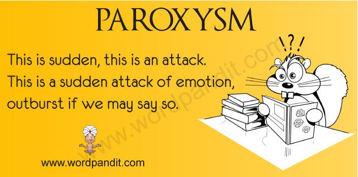 Picture for Paroxysm