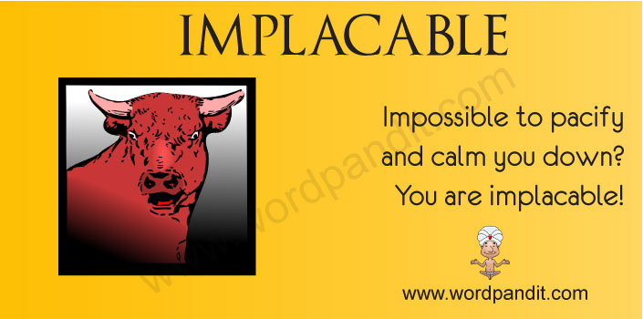 Picture for Implacable