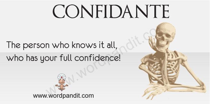 Picture of Confidante