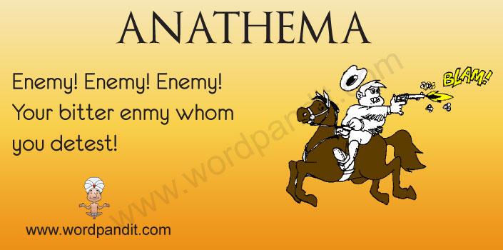 picture for anathema
