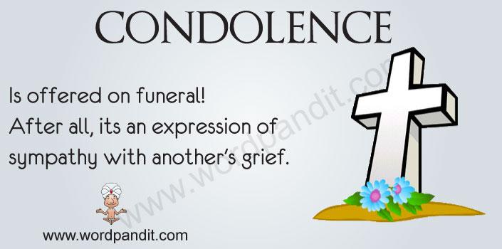 picture for condolence