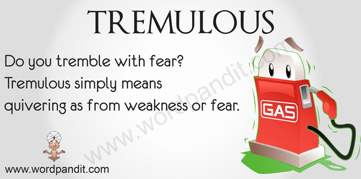 picture for tremulous