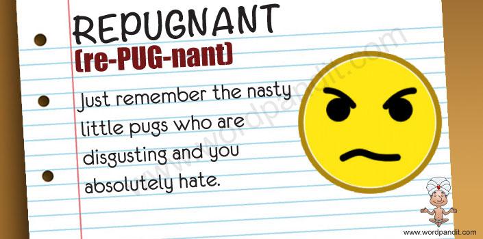 Picture for Repugnant