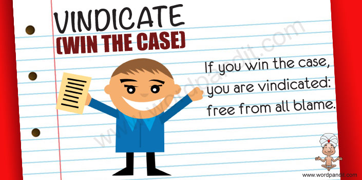 Picture for Vindicate
