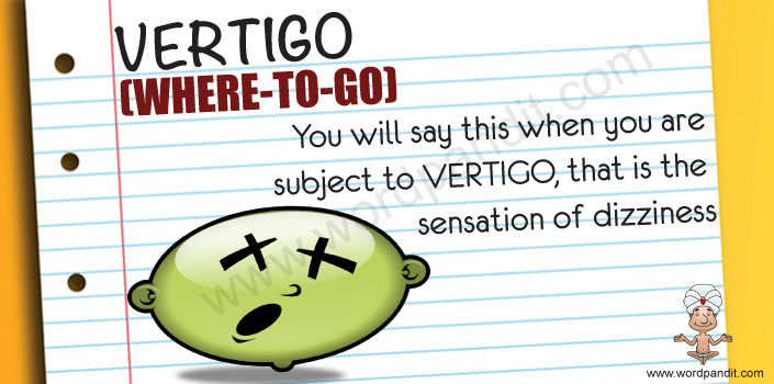 Picture for Vertigo
