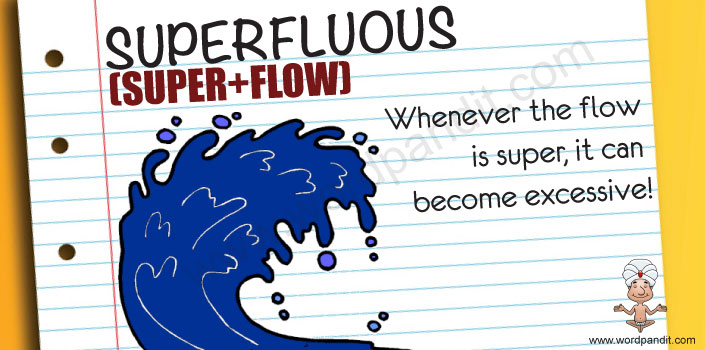 Picture for Superfluous