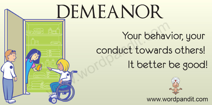 Picture for Demeanour