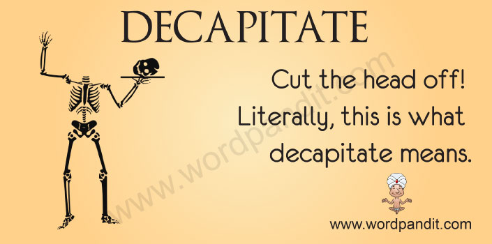 Picture for Decapitate