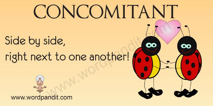 Picture for Concomitant