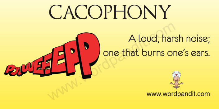 picture for cacophony