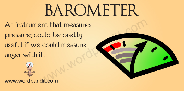 Picture for Barometer