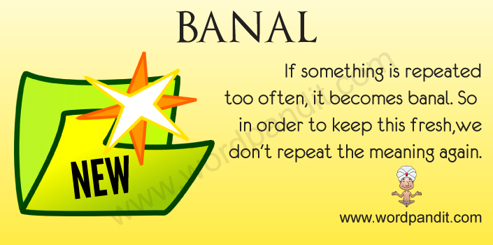 Picture for Banal