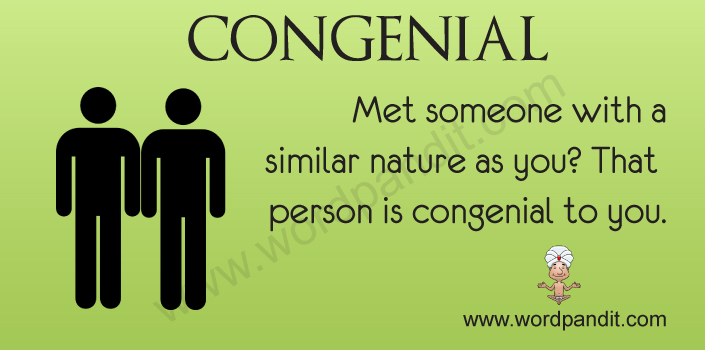 picture for Congenial