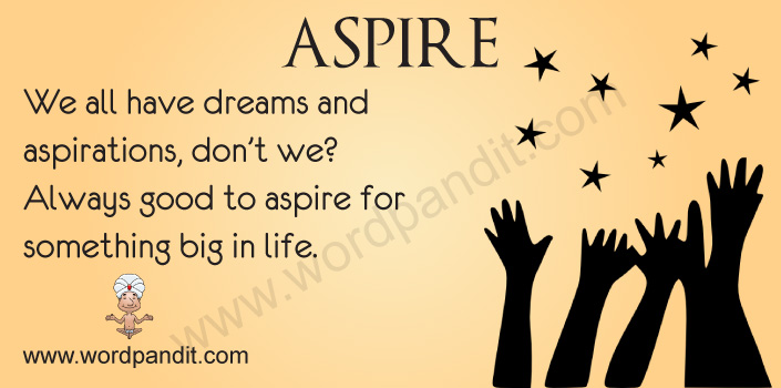Picture for Aspire