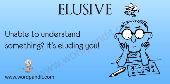 Picture for Elusive