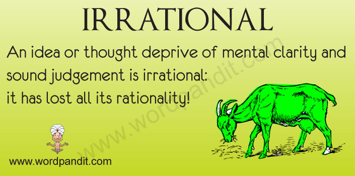 Picture for Irrational