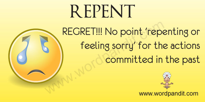 Picture for Repent