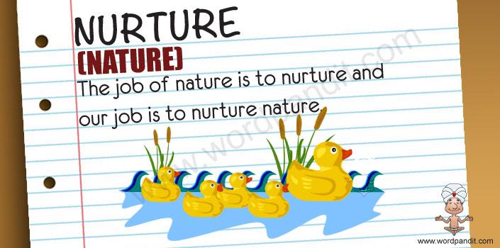 Picture for nurture