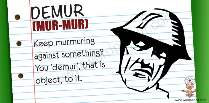 picture for Demur