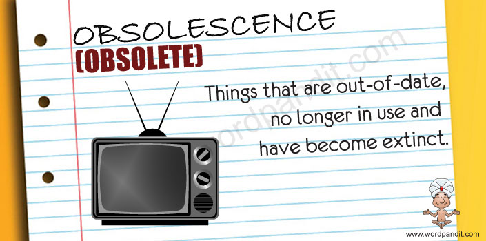 Picture for Obsolescence