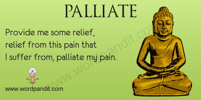Picture for Palliate