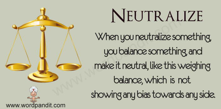 Picture for Neutralize