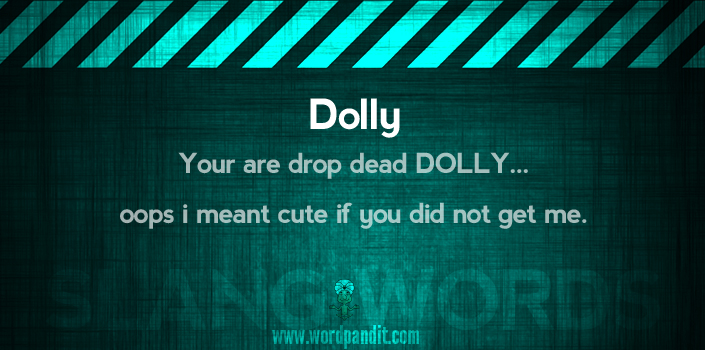 Picture for dolly