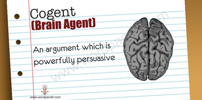 Mnemonic for Cogent