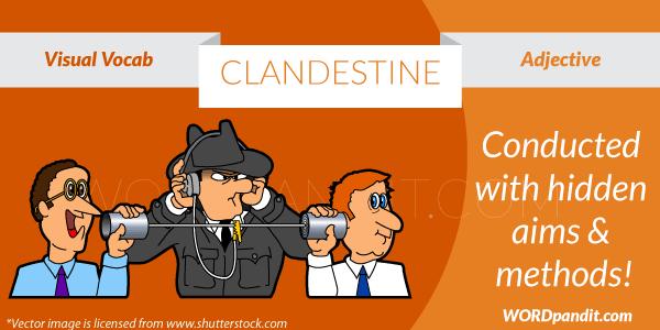picture for Clandestine