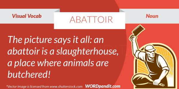 picture for abattoir