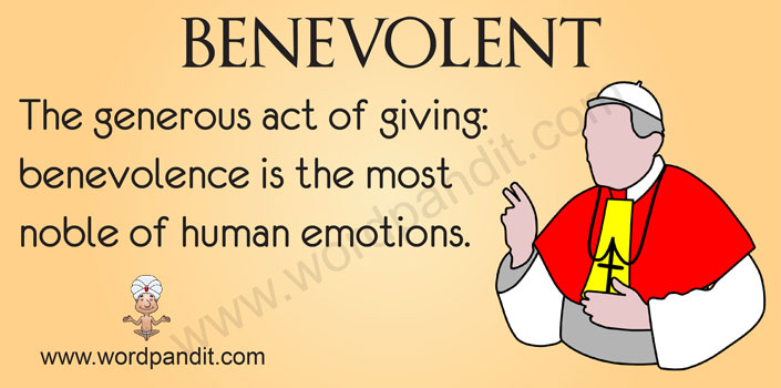 Picture for Benevolent