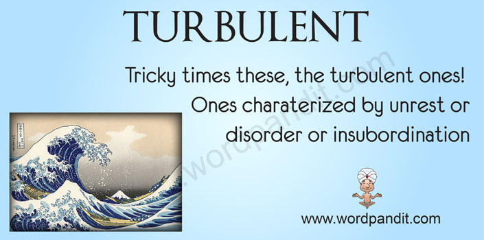 Picture for Turbulent