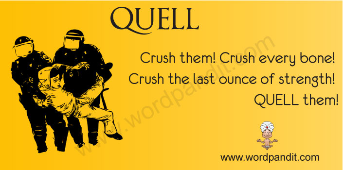 Picture for quell