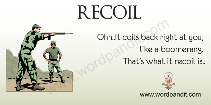 Picture for recoil