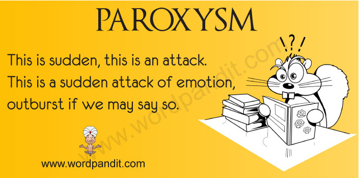 Picture for Paroxysm
