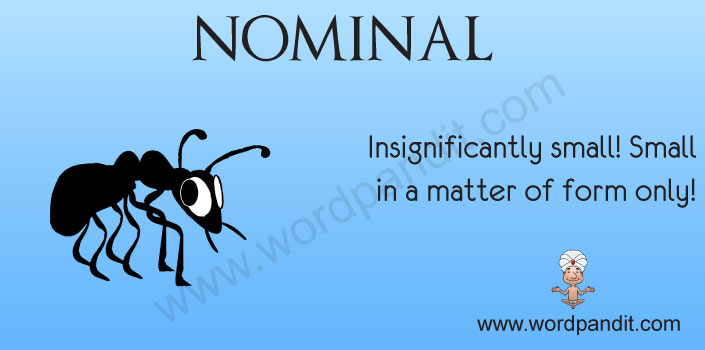 Picture for Nominal