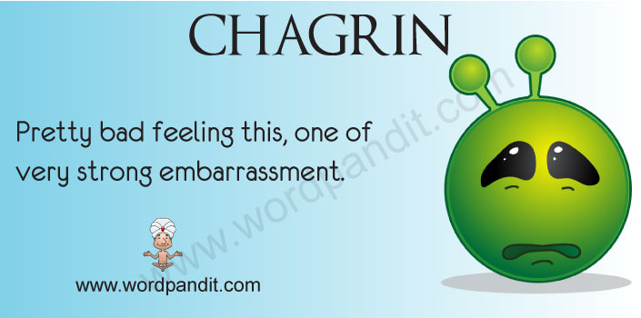 Picture of Chagrin