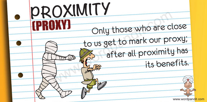 Picture for Proximity