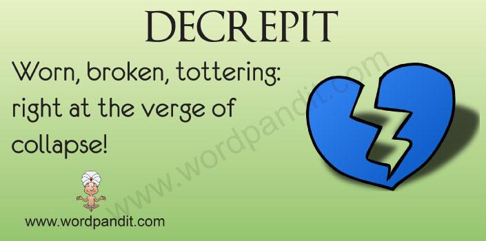 Picture for Decrepit