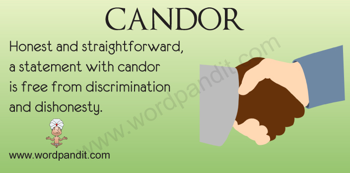 Picture for candor