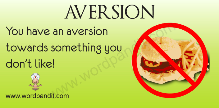 Picture for Aversion