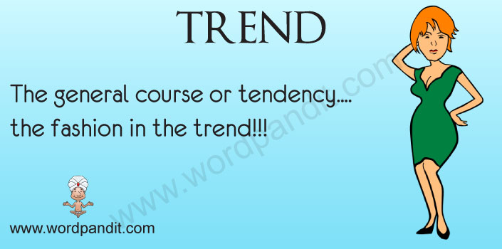 Picture for trend