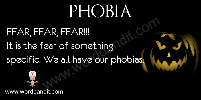picture for phobia