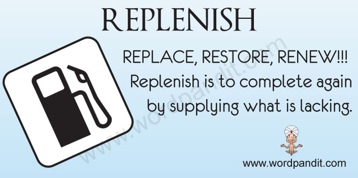 picture for replenish