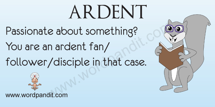 Picture for Ardent