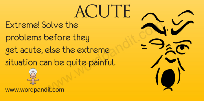 Picture for Acute