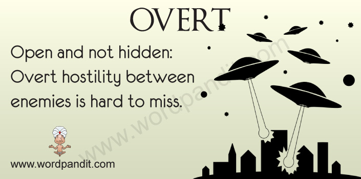 Picture for Overt